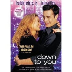 Freddie Prinze Jr. & Julia Stiles has awesome chemistry together in this movie. You could definitely see them as a couple in real life.