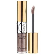 Yves Saint Laurent Full Metal Shadow ($30) ❤ liked on Polyvore featuring beauty products, makeup, eye makeup, eyeshadow, beauty, metallic and yves saint laurent