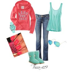 """""""Cozy Day"""" by tessa-419 on Polyvore"""