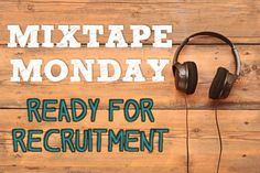 This Monday, we're bringing you our favorite songs to get you excited for the magical event of sorority rush.