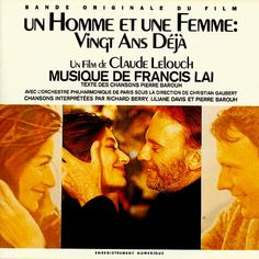 Un homme et une femme Vingt ans déjà (A Man and a Woman 20 Years Later) Richard Berry, Claude Lelouch, Most Popular Movies, French Movies, French Expressions, Ulsan, Movies To Watch, I Movie, All About Time