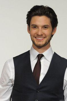 Ben Barnes LOVE this man right here!!!! So darn cute!