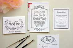 Affordable Wedding Invitations From Printable Press