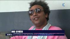 Doc Gynéco , retour inattendu sur scène