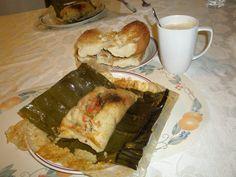 Nacatamal, Nicaraguan food