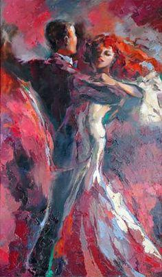 Elena Filatov... | Kai Fine Art #ArtisticSerendipity #art #paintings