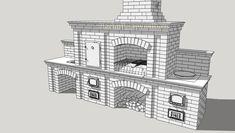 Проекты барбекю мангалов из кирпича с казаном в беседке   Печных дел Мастер Bbq Grill, Grilling, Pisa, Tower, Travel, Bar Grill, Rook, Viajes, Computer Case