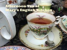 Visit Mary's English Kitchen, located on Ivanhoe, and enjoy afternoon tea in La Jolla by munching on tea sandwiches and sipping yummy tea.