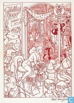 Carte postale - Franka - Gelukkig 1999