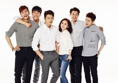 """""""I Remember You"""": Jang Nara Is Just One Of The Guys In Group Stills 
