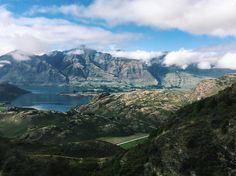 Rocky Mountain Diamond Lake New Zealand