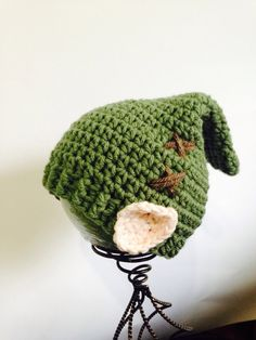 I was browsing Ravelry, quite possibly a favorite past time, for some new patterns.  My husband requested a Link hat with the ears.  I was n...