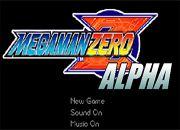 Megaman Zero Alpha | HiG Juegos - Free Games Online