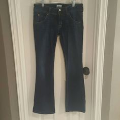 "Hudson Boot Cut Jeans Perfect condition. 30"" inseam. Lovely pair of jeans. Hudson Jeans Jeans Boot Cut"