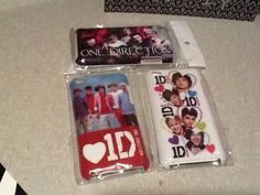 ONE DIRECTION IPOD CASES