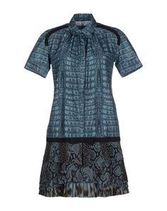 ROBERTO CAVALLI Shirt Dress. #robertocavalli #cloth #dress