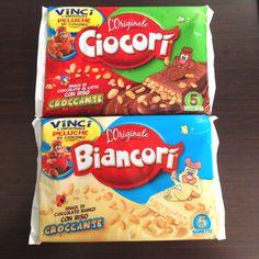 Ciocorí e Biancorí , vecchi ricordi.  Old memories.
