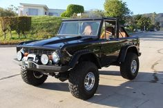 1971 Ford Bronco - Perfection.