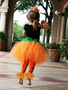 tutu- for me, you, and Cristal on Halloween.