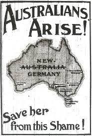 Weblog Sydney » Blog Archief » Australië miste memo over start WOI Cold War Propaganda, Mass Culture, Ww2 Posters, Anzac Day, Vintage Ephemera, World War, Sydney, Blog, History