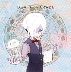 Death Parade | Death Billiards | Madhouse / Decim / 「デス・パレード」/「ま3」のイラスト [pixiv]