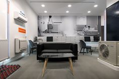 Daikin Hellas's new retail concept was conceived through a creative problem solving process & strategic analysis, yielding a unique retail experience Retail Concepts, Retail Experience, Lead The Way, Group, Bed, Furniture, Home Decor, Decoration Home, Stream Bed