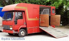 N/A - Rear facing 7.5 ton 2 horse box for sale http://www.equineclassifieds.co.uk/Horse/rear-facing-75-ton-2-horse-box-for-sale-listing-164.aspx#.UlEx4lMyCSo