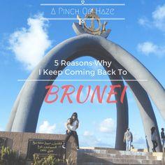 Brunei: The Abode of Peace