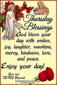 Thursday Quotes, God Bless You, Laughter, Blessed, Peace, Joy, Glee, Being Happy, Sobriety