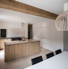 DWH woning. Waregem. 2016-2017 - OO BURO - Architectuur, Interieur, Omgeving