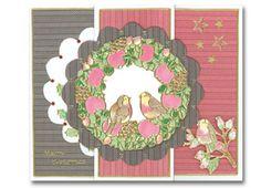 3951, Christmas,  Bird,