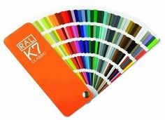 Powder-Coating-RAL-Colours-Fan-Deck-Colour-Chart-Swatch-Guide-Booklet
