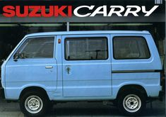 Suzuki Bikes, Suzuki Cars, Suzuki Every, Advertising History, Kei Car, Old Commercials, Car Brochure, Vans, Daihatsu