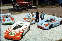 Porsche 908 Targa Florio 1970