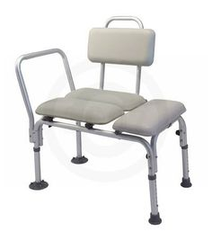 PADDED TRANSFER BENCH for sale in Dallas, TX | Aids For Recovery (214) 328-0677
