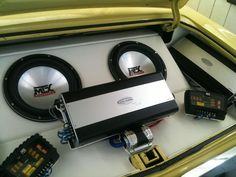 Tint World Car Audio Services    http://www.tintworld.com/services/automotive-services/car-audio-video/car-audio-video-systems/    Choose from the latest Car Audio products and get them installed at Tint World by our expert Car Audio technicians.