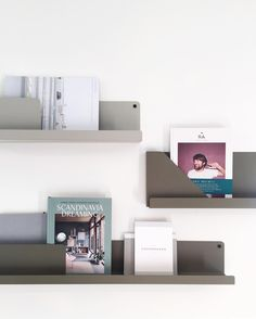 GIVE-AWAYWin the brand new design from Muuto: FOLDED shelf designed by @johanvanhengel color & size of your choice. To enter the give-away  sign up for our newsletter: link in bio  two lucky winners will be announced Tuesday Nov 22. The give-away is not associated with Instagram. #scandinaviandesign #giveaway #win #newperspective #muuto #muutodesign #johanvanhengel #foldedshelves
