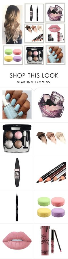 """""""Makeup"""" by bestylished ❤ liked on Polyvore featuring Lancôme, Chanel, Urban Decay, Maybelline, Givenchy, Lime Crime and Kylie Cosmetics"""