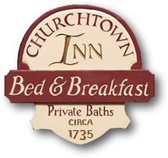 Our favorite B&B in Lancaster county!  The ambiance, the atmosphere and the innkeepers are special!  We love the Amish dinners!