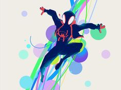 Spiderverse marvel spider man photoshop design motion design art loop animation gif illustration character after effects animation Informations About Spiderverse Pin You can easily use my profil Spiderman Spider, Spider Gwen, Photoshop Design, Motion Design, Miles Morales Spiderman, Character Art, Character Design, Marvel Animation, Arte Sketchbook