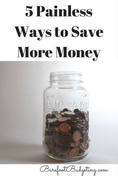 Who doesn't want to save more money and have it be painless? .....whether you're saving for something special, want to pay off some debt