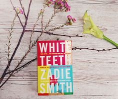 A Hipster Recommends: White Teeth by Zadie Smith