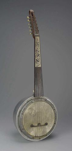 The MFA's Musical Instruments Collection contains over examples from around the world, ranging from ancient times to the twenty-first century Resonator Guitar, Tenor Ukulele, Sound Of Music, Kinds Of Music, Cigar Box Guitar Plans, Music Images, Pulsar, Cello, Music Stuff