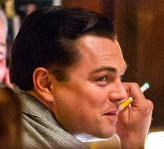 Leonardo DiCaprio-People Vaping, Electronic Cigarettes, Celebrities who made the switch.