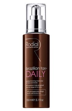 Rodial 'Brazilian Tan Daily' Gradual Tanning Moisturizer. Obviously searching for a great self-tanner...