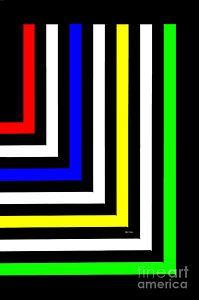 Digital Art - Into The Future by Rafael Salazar