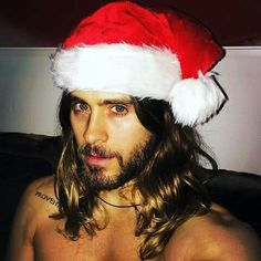 Dear Santa, all I want for Christmas is to sit on your lap...
