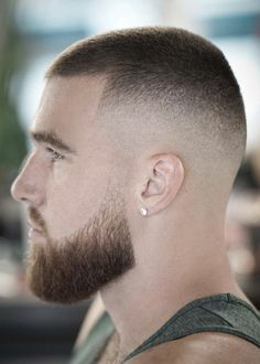 97 Awesome Military Haircuts for Men 87 Cool Military Haircuts for Men, Pin On Mens Hairstyles, Men S Military Haircut Technique, 27 Best Military Haircuts for Men 2020 Guide. Army Haircut, Mid Fade Haircut, High And Tight Haircut, Haircut Men, Military Fade Haircut, How To Fade Haircut, High Top Haircut, Bald Haircut, Hairstyles Haircuts
