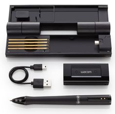 Inkling digital pen by Wacom.