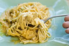 The Pioneer Woman Chicken Spaghetti Recipe: Best chicken spaghetti ever! Definitely recommend it!!